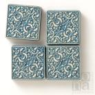 Ceramika i szkło kafle,dekory,ceramika,szkliwo,szaroniebieski