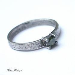 delikatny - Pierścionki - Biżuteria