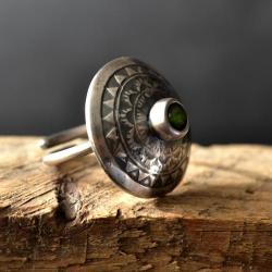 pierścień okazały,magiczny, - Pierścionki - Biżuteria