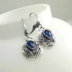 ornament,artjewelry,earrings, - Kolczyki - Biżuteria