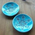 Ceramika i szkło fusetki,miseczki,folk,ceramiczne
