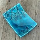 Ceramika i szkło mydelniczka,łazienkowa,łazienka,folk,folkowa