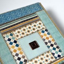 kalendarz książkowy 2014,patchwork - Notesy - Akcesoria