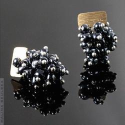 efektowne,kobiece,eleganckie - Kolczyki - Biżuteria