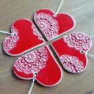 Ceramika i szkło walentynki,serce,romantyczne,serduszko