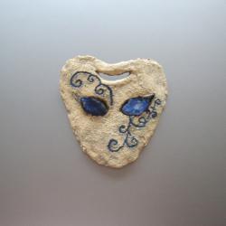 unikatowa,handmade,ceramika,dekoracja ścienna - Ceramika i szkło - Wyposażenie wnętrz