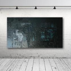 obraz olejny,zielony,wnętrze,dom,wystrój, - Obrazy - Wyposażenie wnętrz