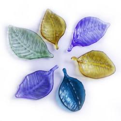fusetki szklane spodki miseczki design loft - Ceramika i szkło - Wyposażenie wnętrz